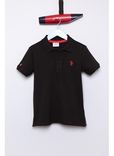 U.S.Polo Assn. Tişört Siyah